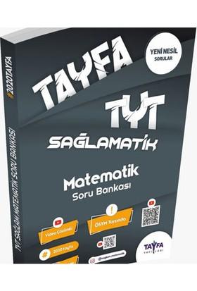 Tayfa Yayınları TYT Sağlamatik Matematik Soru Bankası