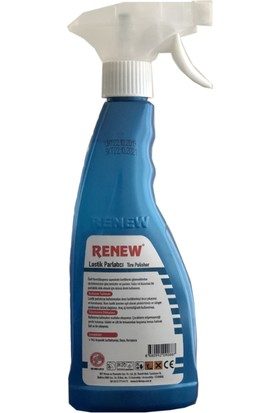 Renew Lastik Parlatıcı 500 ml