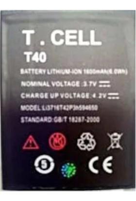Mobygo Turkcell T 40 Batarya