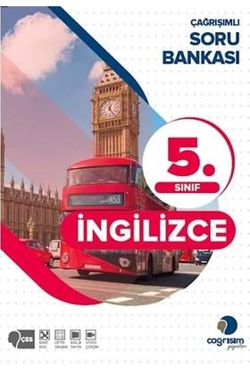 Çağrışım Yayınları 5.Sınıf İngilizce Soru Bankası