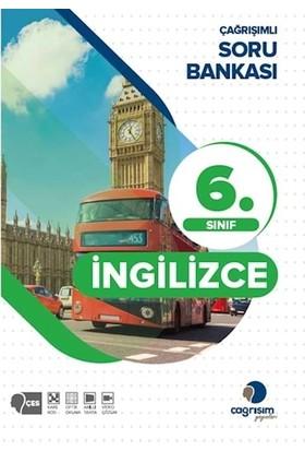 Çağrışım Yayınları 6.Sınıf İngilizce Soru Bankası