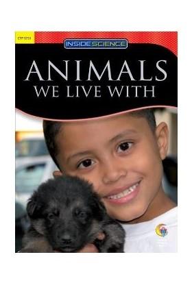 Animals We Live