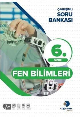 Çağrışım Yayınları Fen Soru Bankası 6. Sınıf