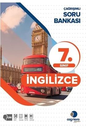 Çağrışım Yayınları Ingilizce Soru Bankası 7. Sınıf