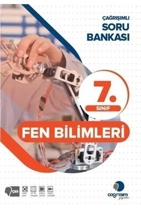 Çağrışım Yayınları Fen Bilimler Soru Bankası 7. Sınıf