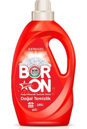 Boron Sıvı Doğal Temizlik Beyazlar İçin Doğal Mineralli Temizlik Ürünü 1690 ml