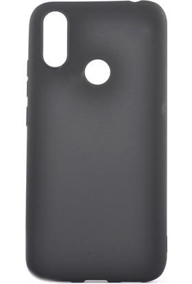 KNY Casper Via S Kılıf Ultra İnce Mat Silikon+Cam Ekran Koruyucu