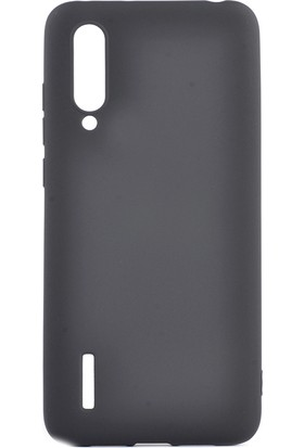 KNY Xiaomi Mi 9 Lite Kılıf Ultra İnce Mat Silikon+Nano Cam Ekran Koruyucu