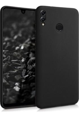 Efsunkar Samsung Galaxy M20 Premier Silikon Kılıf - Siyah