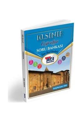 Açı Yayınları 10.Sınıf Coğrafya Soru Bankası
