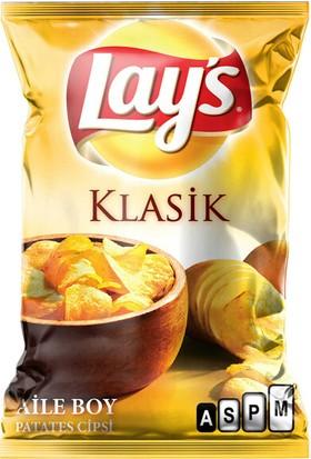 Lays Klasik Patates Cipsi Aile Boy 61 gr