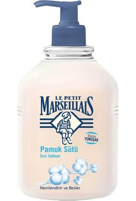 Le Petit Marseillais Pamuk Sütü Sıvı Sabun 500 Ml