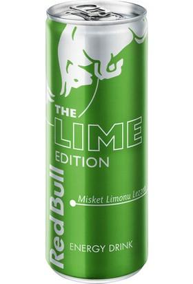 Red Bull Lime Edition Enerji İçeceği 250 ml