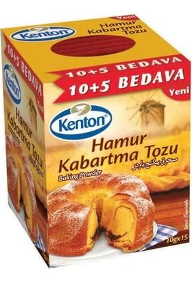 Kenton Kabartma Tozu (10+5)