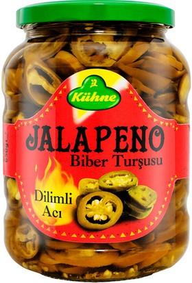 Kühne Jalapeno Acı Biber Turşusu 720 ml
