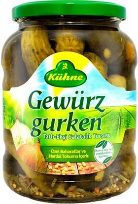 Kühne Salatalık Turşusu Alman Tipi 720 ml