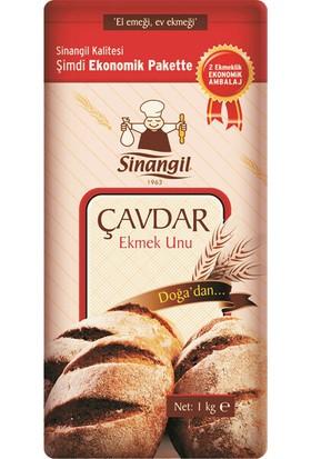 Sinangil Ekmek Unu Çavdar EkoPaket 1 kg