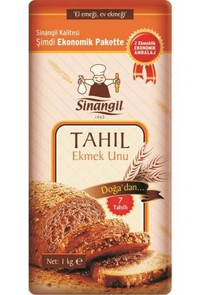 Sinangil Ekmek Unu Tahıl EkoPaket 1 Kg.lık kk