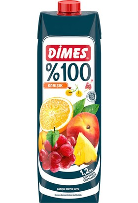 Dimes %100 Karışık 1 L