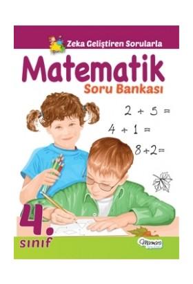 Marmara Akademi Yayınları Zeka Geliştiren Sorularla 4. Sınıf Soru Bankası Seti (4 Kitap)