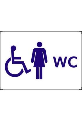 Engelli Wc(Kadın)