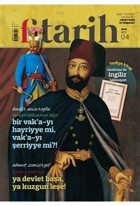 Fi Tarih Dergisi Sayı: 4 Nisan 2017