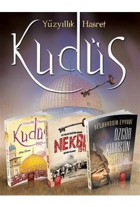 Kudüs (3 Kitap Takım)