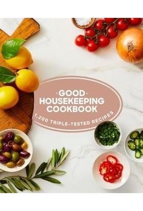 Good Housekeeping Cookbook: 1200 Triple Tested Recipes
