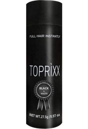 Toprixx Saç Fiberi Siyah 27.5 gr