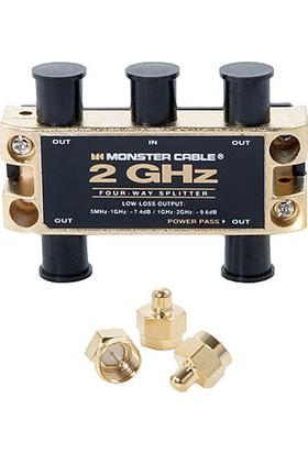 Monster 2 Ghz Uydu Kablo Cogaltıcı Adaptörü