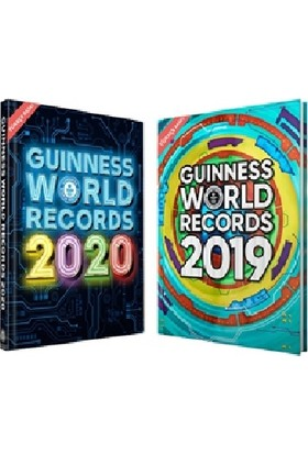 Dünya Rekorları Kitapları 2019-2020