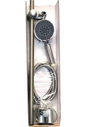 Fore SÜR-208 5 Farklı Akış Fonksiyonlu Sürgülü Duş Seti