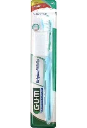 G.U.M 561M Original White Soft Diş Fırçası