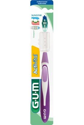G.U.M 583MB Activital Medium Diş Fırçası