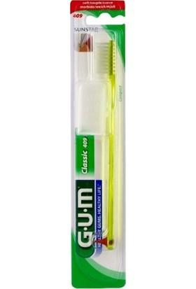 G.U.M 409MJ Klasik Soft Diş Fırçası