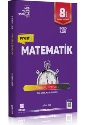Başka Yayınları 8.Sınıf Matematık Yeni Nesil Soru Kitabı