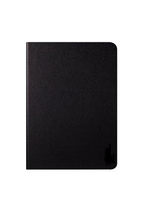 Muvit Apple iPad Mini Slim Kılıf ve Stand - Siyah