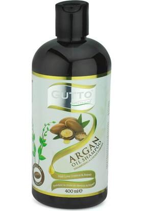 Gutto Argan Yağlı Şampuan - Onarıcı Bakım Şampuanı