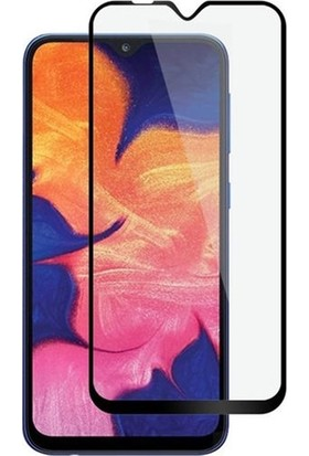 Unipha Samsung Galaxy A10 9D Tam Kaplayan Ekran Koruyucu