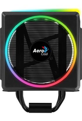 Aerocool Cylon4 ARGB 12 cm Fan İşlemci Soğutucu (AE CC CYLN4)