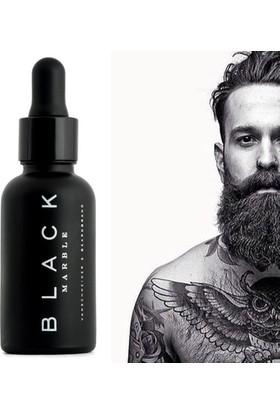 BLACK MARBLE Saç Ve Sakal Serumu