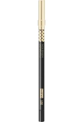 Pupa Kas Kalemı Pınk Muse Intense Khol-Extra Black