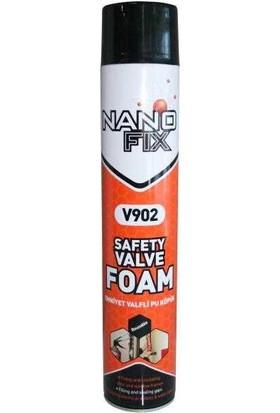 Nanofix Köpük 750 ml Emniyet Valfli