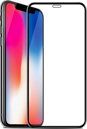Enes GSM Apple iPhone XS Max 10D Ekran Koruyucu