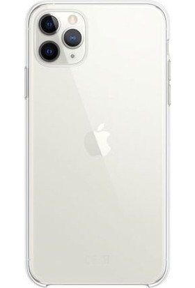 iPhone 11 Süper Şeffaf Silikon