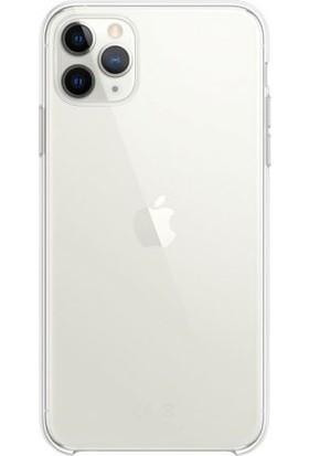 iPhone 11 Pro Max Süper Şeffaf Silikon