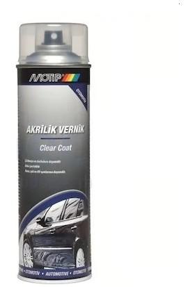Motip Akrilik Vernik 500 ml