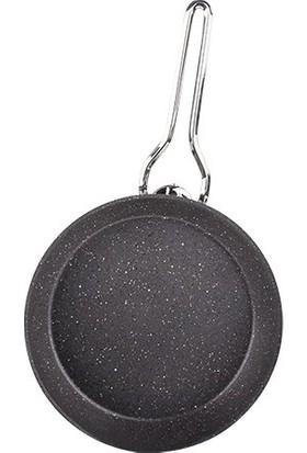 Aryıldız Terra Grey K.tencere Çelik Sap 28 cm