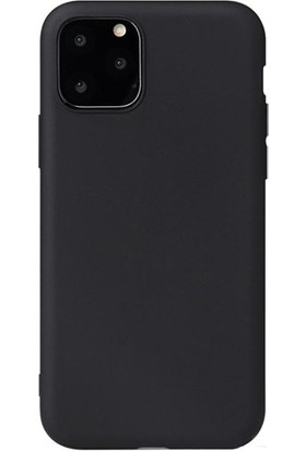 "Ssmobil Apple iPhone 11 Pro 5.8"" Soft Tpu Silikon Kılıf SS-31354 Siyah"