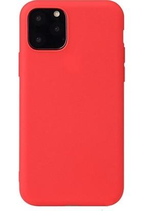 "Ssmobil Apple iPhone 11 Pro Max 6.5"" Soft Tpu Silikon Kılıf SS-31352 Kırmızı"